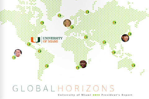 Global Horizons 2014 President's Report
